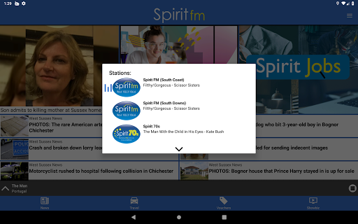 Spirit FM 2.3.10 screenshots 10