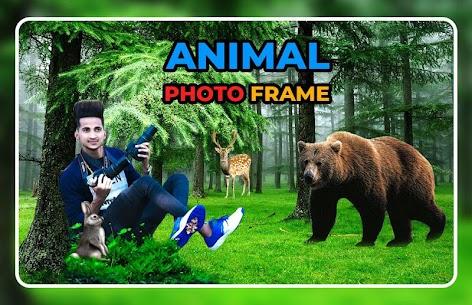 Animal Photo Frame – Animal Photo Editor 1.7 [MOD APK] Latest 3
