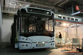 Photo: LWD-700 på Transport 2011, Norges Varemesse, Lillestrøm, 10.09.2011.
