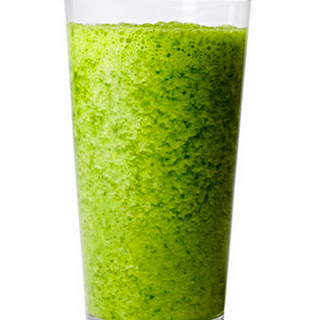 Glowing Green Smoothie Dr. Oz