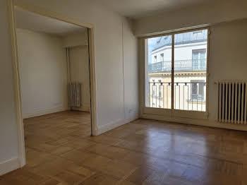 Appartement 2 pièces 51,43 m2