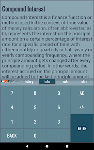 Financial Calculator- screenshot thumbnail
