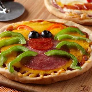 Creepy Mini Pizza