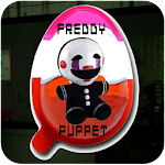 Surprise Egg Freddy's Five