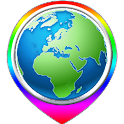 WayMark GPS Travel icon