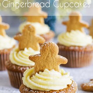 Gingerbread Cupcakes Recipes