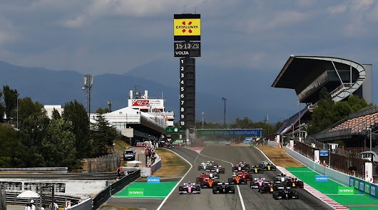 Llega este fin de semana el GP de España de F1 en Barcelona