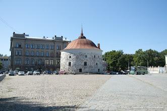 Photo: Круглая башня. Возведена в 1547—1550 годах.
