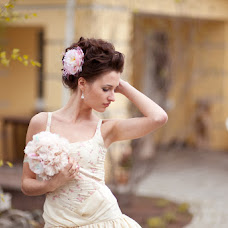 Wedding photographer Oksana Kazanceva (pchelka300). Photo of 27.01.2013