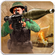 Tank shooting battle: highway attack on rival tank (game)