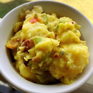 German Potato Salad.