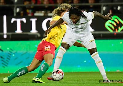 Antwerp en Oostende verdelen de buit in een match die beide kanten op kon