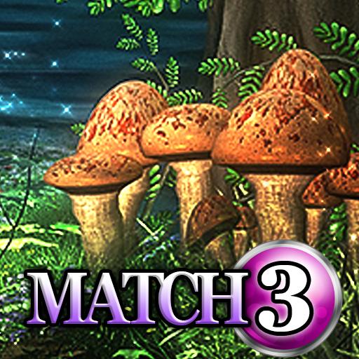 Match 3: Gift of Spring 休閒 LOGO-玩APPs