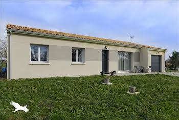 maison à Saint-Ciers-sur-Bonnieure (16)