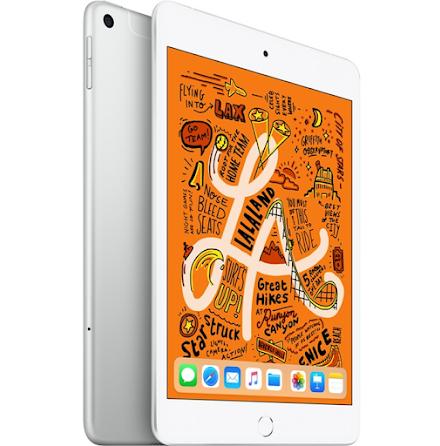 Apple iPad Mini 2019 256GB WIFI + 4G (gen 5) Silver