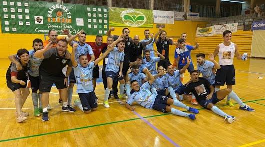 Ramiro Arnedo muestra su satisfacción por el ascenso del CD El Ejido FS
