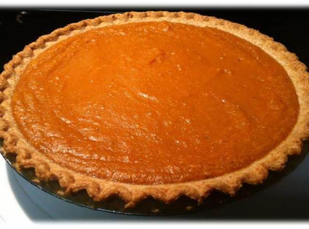 Maple Sweet Potato Pie Recipe | Just A Pinch Recipes