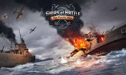 Ships of Battle : The Pacific
