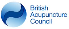 British Acupuncture Council Logo