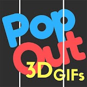 PopOut 3D GIFs - Split Depth
