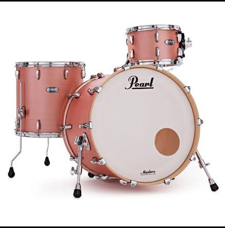 Pearl Masters Maple Complete - MCT923XSP/C838 - Satin Sakura Coral