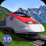 Europe Train Simulator 3D Icon