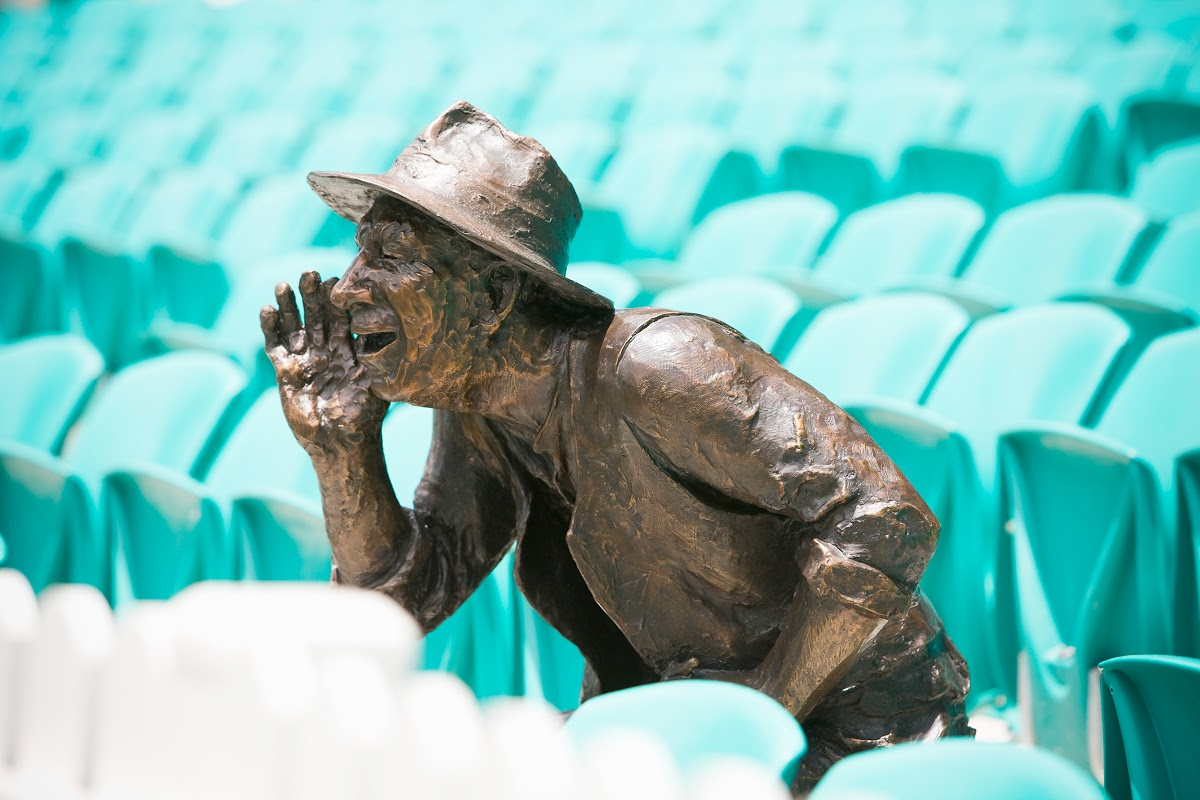 Basil Sellers Sculptures - Sydney Cricket & Sports Grounds — Google Arts &  Culture