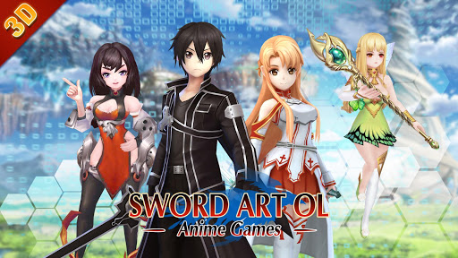 Sword Artuff1aAnime Games screenshots apkshin 9