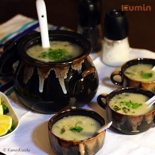Freekeh Soup Recipe