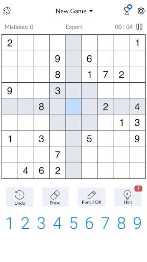 Sudoku - Free Classic Sudoku Puzzles 2.8.0 screenshots 5