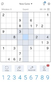Sudoku – Free Classic Sudoku Puzzles 5
