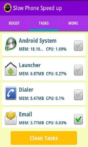 玩免費生產應用APP|下載スロー電話をスピードアップ app不用錢|硬是要APP