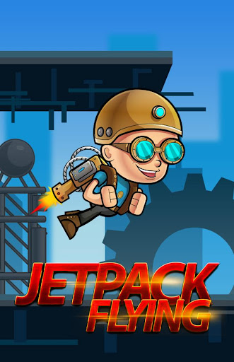 Jetpack Flying