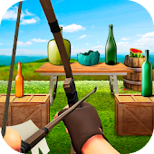 Download Bottle Shoot Archery Free