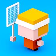 Ketchapp Tennis [Мод: Unlocked]