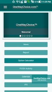 OneWayChoice - náhled