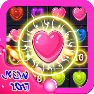 Valentine Gummy Love Drop 2017 for PC and MAC