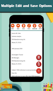 Letter Templates Offline Cover Letter Template Apps On Google Play - Google apps templates