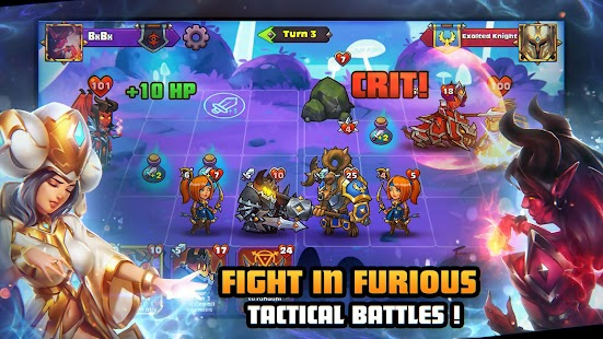 Duel Heroes CCG: Card Battle Arena PRO Screenshot