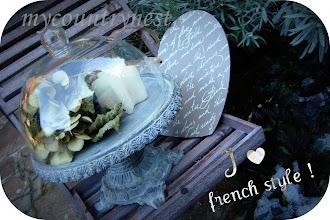 Photo: alzata french style, personale