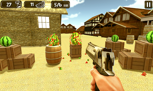 Game Watermelon Shooting 2018 APK for Windows Phone