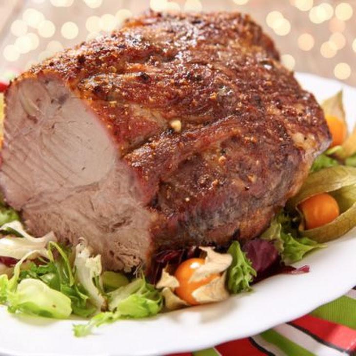 Cracker Barrel Copycat Cider Braised Pork Roast Recipe