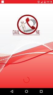 Dail One - náhled