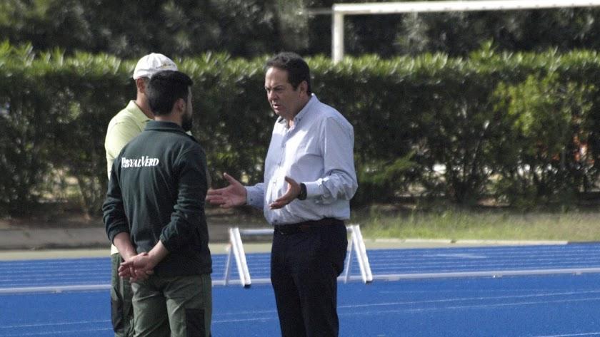 Eudald Morera visita el Mediterráneo