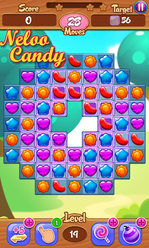Neloo Candy Garden Android Apps on Google Play