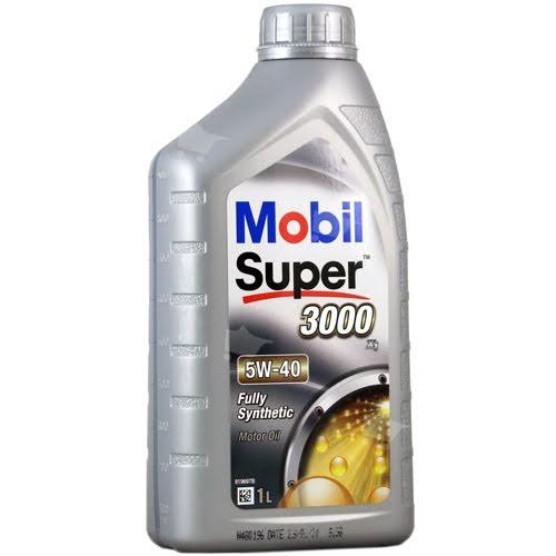 Mobil Super3000 X1 5W-40