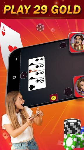 29 Card Game ( twenty nine ) Offline 2020 3.8 screenshots 8