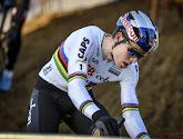 Wout Van Aert a remporté le cyclo-cross de la Mézière