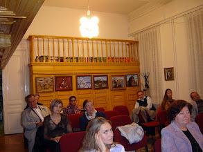 Photo: Alkotótársak és a közönségből.