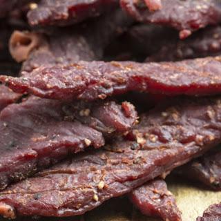 Vietnamese Beef Jerky